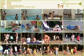 Naturist Sport Medley 2 - naturists movie