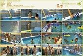 Contests In The Water 1 - naturists movie