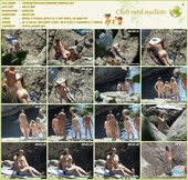 News from the beaches - naturists movie voyeur-russian 090322