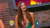 Paola Garcia horny cleavage