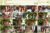 Rocky Coast Party 3 - naturists movie