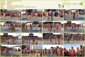 Cool Day At The Beach 5 - naturists movie