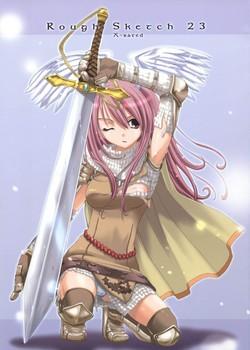 Digital Lover Ragnarok Online Rough Sketch 23 English Hentai Manga Doujinshi