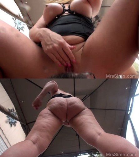Mrs. Dee Siren ~ Worship My Ass Slave