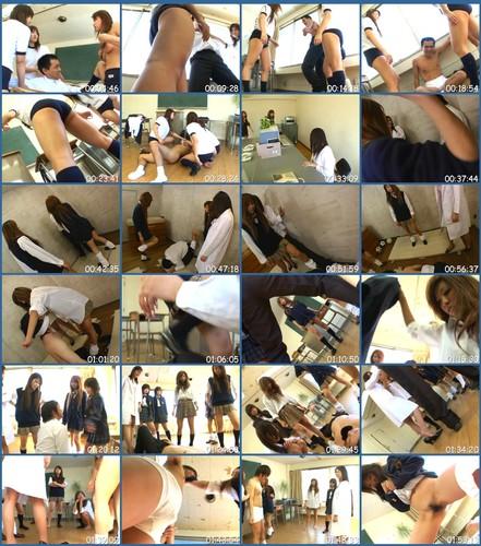 NFDM-011 School Mob Violence Asian Femdom