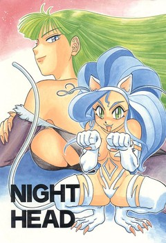 Circle Taihei-Tengoku Aratamaru Darkstalkers KoF Others Night Head English Hentai Manga Doujinshi