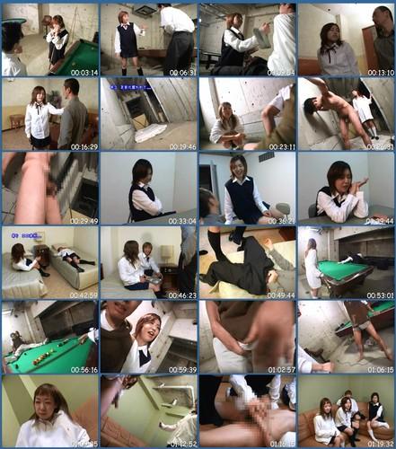 FSD-003 Schoolgirls Deadly Ballbusting Asian Femdom