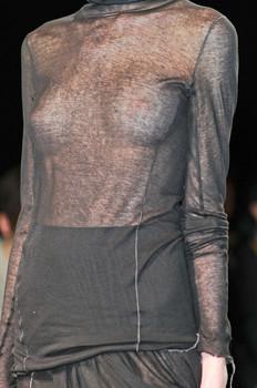 Hannare Blaauboer Oops Topless Nude Nip Slip Sexy Hot Fashion Tits