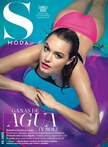 S Moda Magazine (April 2015)