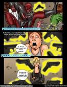 DukesHardcoreHoneys.com - Superheroines and Villains Spire 02