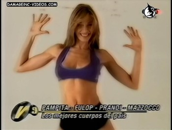 Catherine Fulop sexy cleavage