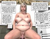 Crazy XXX 3D World - Chaperone 32