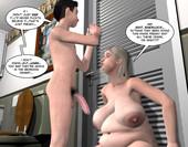 Crazy XXX 3D World - Chaperone 34
