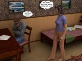 Animated Incest - Mom and dad tell Tracy something very special