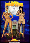 Milftoon – Fright Night update