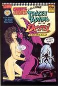 Carnal Comics - Tracey Adams And Demi
