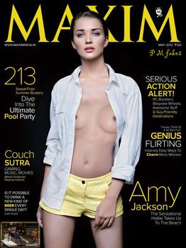Topless Amy Jackson XXX Nipple