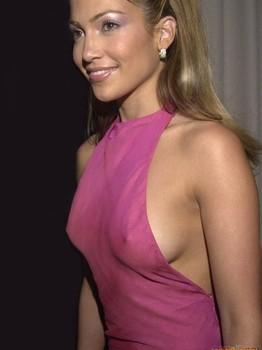Sexy Jennifer Lopez Nipple