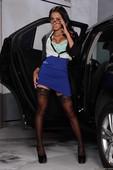 Amia Miley - A Parking Lot Pounding (solo)