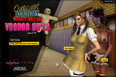 LoP Gold - Outcast Academy Pack Episode 1 - 27   Voodoo Girl